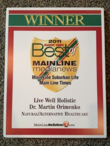 2011 Best of the Main Line