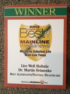 2013 Best of the MainLine