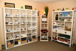 We carry a wide range of natural supplements,